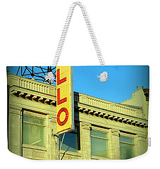 Apollo Vignette Weekender Tote Bag by Ed Weidman