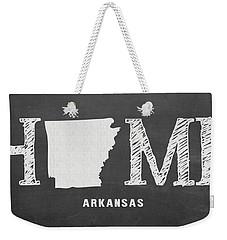 Ar Home Weekender Tote Bag by Nancy Ingersoll