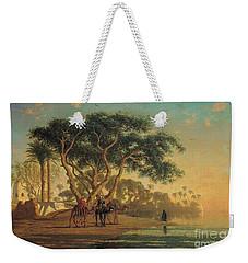 Arab Oasis Weekender Tote Bag by Narcisse Berchere