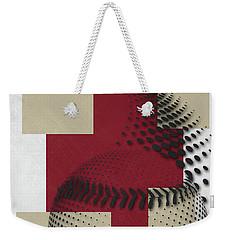 Arizona Diamondbacks Art Weekender Tote Bag by Joe Hamilton