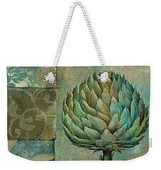 Artichoke Margaux Weekender Tote Bag by Mindy Sommers