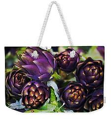 Artichokes  Weekender Tote Bag by Joana Kruse