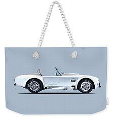 The Cobra Weekender Tote Bag by Mark Rogan