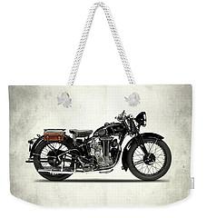 Sunbeam Model 9 Weekender Tote Bag by Mark Rogan