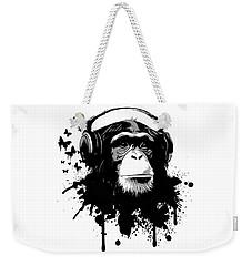 Monkey Business Weekender Tote Bag by Nicklas Gustafsson