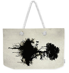 Last Tree Standing Weekender Tote Bag by Nicklas Gustafsson