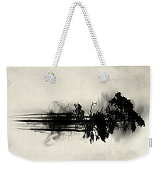 Enchanted Forest Weekender Tote Bag by Nicklas Gustafsson