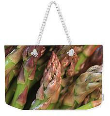 Asparagus Tips 2 Weekender Tote Bag by Carol Groenen