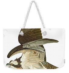 Audubon: Osprey Weekender Tote Bag by Granger