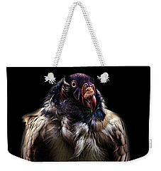 Bad Birdy Weekender Tote Bag by Martin Newman