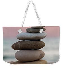 Balance Weekender Tote Bag by Stelios Kleanthous