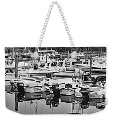 Bar Harbor, Maine No. 3-1 Weekender Tote Bag by Sandy Taylor