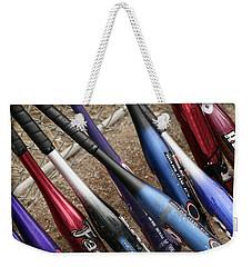 Bat Collection Weekender Tote Bag by Kelley King