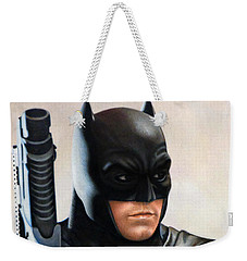 Batman 2 Weekender Tote Bag by David Dias