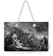 Battle Of Bunker Hill Weekender Tote Bag by War Is Hell Store