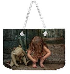 Bear Feet Weekender Tote Bag by Robin-lee Vieira