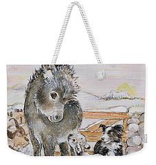 Best Friends Weekender Tote Bag by Diane Matthes