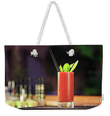 Bloody Mary Forever Weekender Tote Bag by Ekaterina Molchanova
