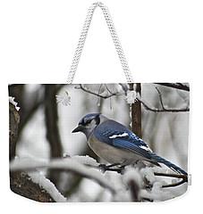 Bluejay 3648 Weekender Tote Bag by Michael Peychich