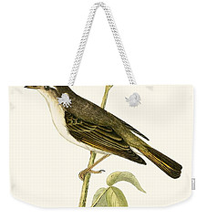 Bonelli's Warbler Weekender Tote Bag by English School