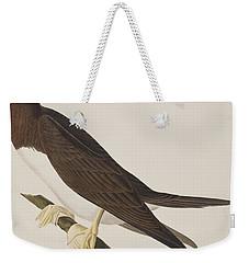 Booby Gannet   Weekender Tote Bag by John James Audubon
