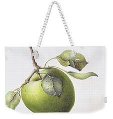 Bramley Apple Weekender Tote Bag by Margaret Ann Eden