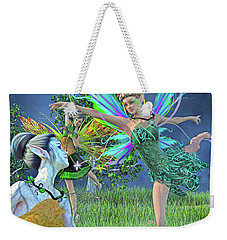 Bring Me Back To Life Weekender Tote Bag by Betsy Knapp