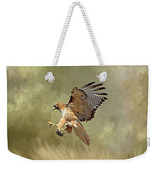 Brunch Weekender Tote Bag by Donna Kennedy