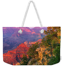 Canyon Allure Weekender Tote Bag by Mikes Nature