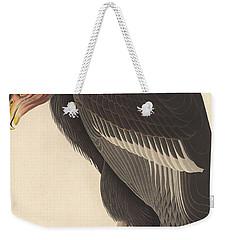 Californian Vulture Weekender Tote Bag by John James Audubon