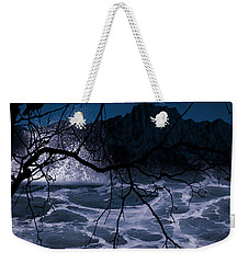 Caliginosity Weekender Tote Bag by Lourry Legarde