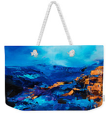 Canyon Song Weekender Tote Bag by Elise Palmigiani