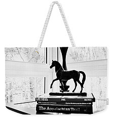 Carolina Weekender Tote Bag by NDM Digital Art