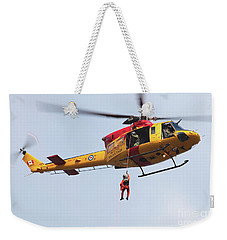 Ch-146 Griffon Of The Canadian Forces Weekender Tote Bag by Timm Ziegenthaler