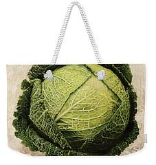 Checcavolo Weekender Tote Bag by Danka Weitzen