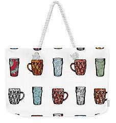Cheers Weekender Tote Bag by Sarah Hough