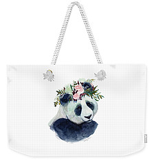 Cherry Blossom Weekender Tote Bag by Stephie Jones