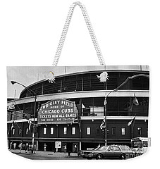 Chicago: Wrigley Field Weekender Tote Bag by Granger