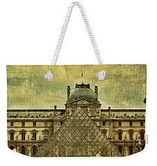 Classic Contradiction Weekender Tote Bag by Andrew Paranavitana