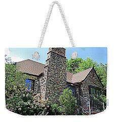 Clinton House Museum 3 Weekender Tote Bag by Randall Weidner