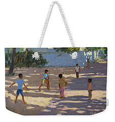 Cochin Weekender Tote Bag by Andrew Macara