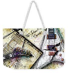 Concordia Weekender Tote Bag by Gary Bodnar