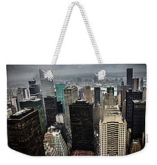 Concrete Jungle Weekender Tote Bag by Martin Newman