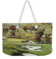 Cordevalle Golf Course Weekender Tote Bag by Guido Borelli
