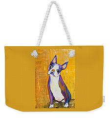 Cosmo Weekender Tote Bag by Pat Saunders-White