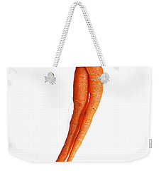 Crazy Carrot Fine Art Food Photography Weekender Tote Bag by James BO  Insogna