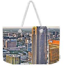 Dallas Hdr Weekender Tote Bag by Douglas Barnard
