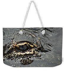 Dangerous Stalker Weekender Tote Bag by Carolyn Marshall