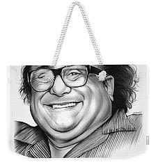 Danny Devito Weekender Tote Bag by Greg Joens