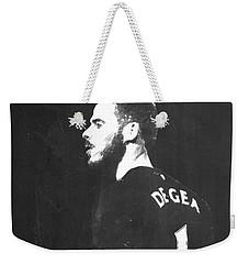 David De Gea Weekender Tote Bag by Semih Yurdabak